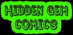 Hidden Gem Comics