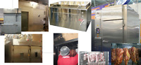 smokehouse,cutter,grinders,vac tumblers,handtmann,vemag