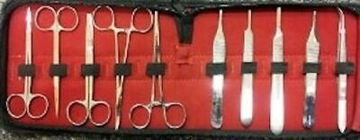 Advanced Instructor Dissecting Kit Set Stainless Steel