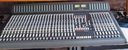 Soundtracs Topaz project 8 mixing desk,studio console   in Great Sutton,  Cheshire   Gumtree
