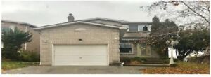Detached House FOR RENT (Ajax, Ontario)