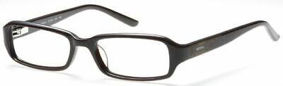 Fossil Brille Korrektionsfassung Urbana Brown Kunststoff Braun OF2064200