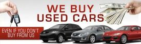 WE BUY ANY CAR SELL US YOUR CHEAP CAR QUICK CASH PAID UP TO £500