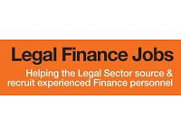 VACANCY - EXPERIENCED LEGAL CASHIER, BRADFORD, SALARY UP TO £25K