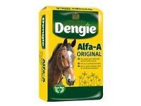 5 sacks Dengie Alpha-A original Horse feed