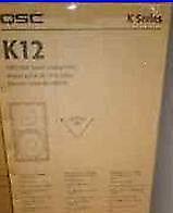 QSC K12 Active Loudspeaker - New