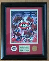 "Montreal Canadiens ""Team Pride"" Picture Frame"