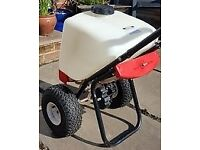 Earthway Spray S15 Roll-along Weedkiller