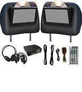 Cadillac DVD Headrest