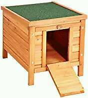 Outdoor wooden cat/rabbit house brand new