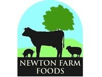 Local Farm Shop Cafe serving fantastic food requires experienced chef with passion for food