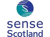 Sense Scotland charity fundraiser - weekly pay - £9-£12/hr