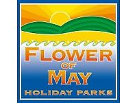 4 nights flower of May Yorkshire