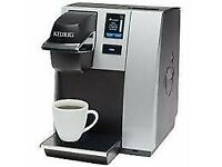 Keurig K150 coffee machine Brewer Commercial Brewing System used