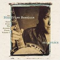 Bluegrass Sessions: Tales From Acoustic Plane - Fleck, Bela - CD New Sealed