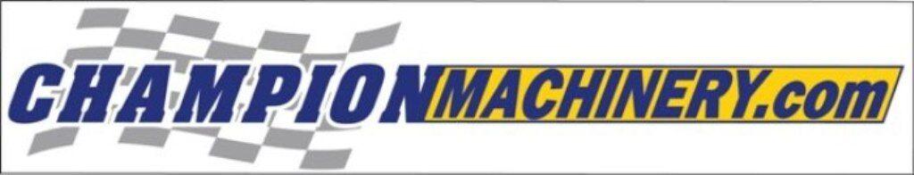 CHAMPION MACHINERY INC