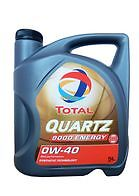 0W40 100% SYNTHETIC OIL TOTAL QUARTZ 9000 ENERGY 5L