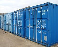 Secure container storage available Exminster,Marsh Barton ,Kennford area