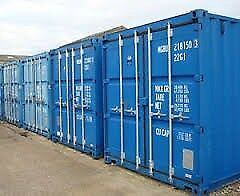 Self Storage 20ft Containers and 400ft barn