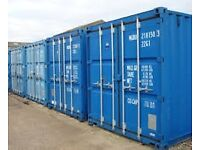 BARGAIN! CONTAINER SELF STORAGE 3 MILES FROM SOLIHULL. £30 per container per week. 2 available