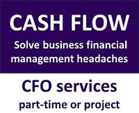 Part time CFO: when you need BUSINESS PLANNING help
