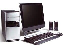 Ensemble d'ordinateur Acer Aspire
