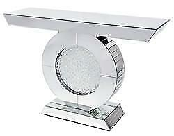 All Mirror Body Modern Bell Console (MS1107)