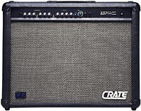 AMPLIFICATEUR DE GUITARE CRATE --- GFX-212 --- USAGÉ --- 250 $