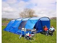 Large family tent anteus 600 never been used.