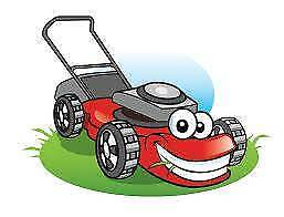 lawn mowing service, prices start from $25*