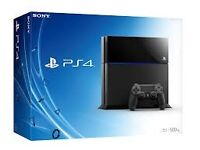 Brand new unopened PS4 500GB Console