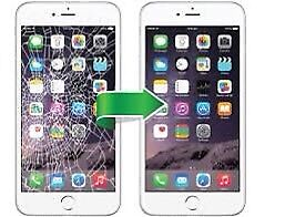 IPhone screens Replacement starting 20$[5,5S,SE,6,6+,6S,6S+,7+]