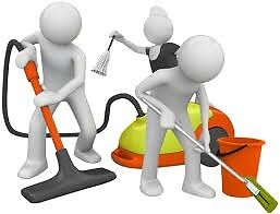Dynamic cleaning Team