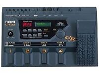 Roland Gr33 guitar synth & Midi Pickup