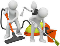 we are looking for cleaning contract or sub.cont