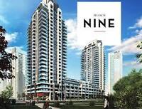 Amazing Project by Builder ! Square One Area ! Mississauga