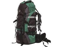 Hi Gear Nepal 65L Back Pack **Brand New**