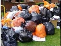 Rubbish removal services - all rubbish removed - garden, shed, garage, house, loft, office, shop