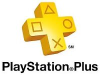 1 year playstation plus for ps4
