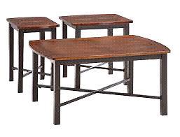 Eh 3 pc table sets prices listed
