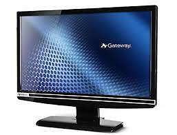 "20"" LCD Gateway Monitor Barely Used"