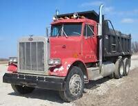 Tandem Dump Truck Driver