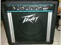 peavey solo amp