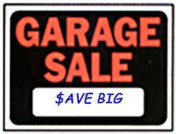 Wade's Garage Sale