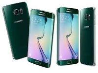Sim Free Samsung Galaxy S6 Edge Green 64GB With Warranty