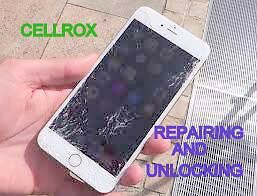 INSTANT REPAIR SERVICE@CELLROX ONE STOP SHOP FOR MOBILE PHONES