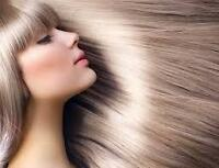 Sunshine hair extensions July Special $300.00 microlink/fusion