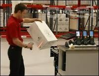$13.90/HR WAREHOUSE JOBS IN MILTON! APPLY NOW!