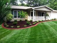 looking for a savings on your lanscaping needs call us