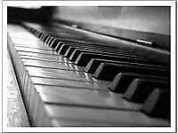 Piano and Keyboard